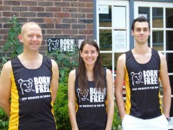 Join the Born Free Pride at the Great South Run!