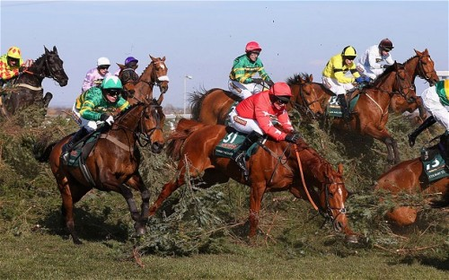 THE GRAND NATIONAL KILLS HORSES